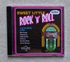"CD AUDIO MUSIQUE / VARIOUS ""SWEET LITTLE ROCK N ROLL"" CD COMPILATION 2010 NEUF"