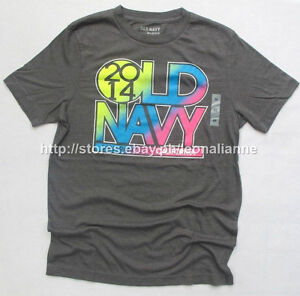 60% OFF! AUTH OLD NAVY SF 2014 LOGO MEN'S TEE X-SMALL BNEW US$ 14.94