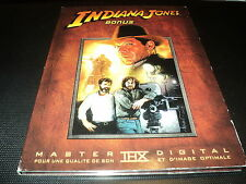 "DVD DIGIPACK ""INDIANA JONES - BONUS"""