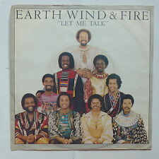EARTH WIND AND FIRE et me talk 8982