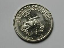 1969 1 Trade Dollar Calgary Stampede Alberta Canada PEL #AB25