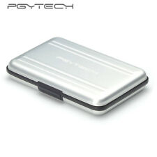 PGY Tech SD SDHC CF Memory Card Case (Silver) Aussie Seller Free Delivery