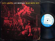 LEE MORGAN City Lights LP BLUE NOTE BLP 1575 US 1957 Curtis Fuller EAR 47 W.63rd