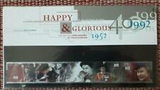 1 x 40th Anniversary The Queen Royal Mail Mint Stamps Presentation Pack - 1992