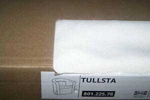 New Ikea  TULLSTA Cover for Armchair, Blekinge White 801.225.78