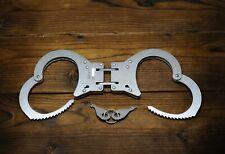 "Russian Handcuffs Hinged model ""BOS-1""."