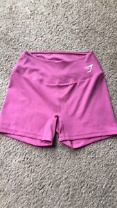 gymshark training shorts M