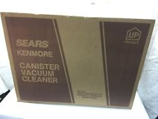 Sears Kenmore Canister Vacuum Cleaner Kenmore 3.0