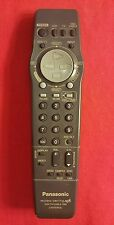 Panasonic Program Director MB VCR/TV/CABLE DSS UNIVERSAL Remote Control