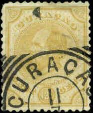 Netherlands Antilles Scott #8 Used  Curacao