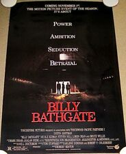 BILLY BATHGATE Original (1991) Rolled Advance 27x40 Movie Poster MINT CONDITION!