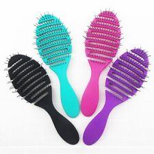 1pcs Wet Brush Comb Tool Barber Hair Brush Hair Styling Tools Anti Static Hair