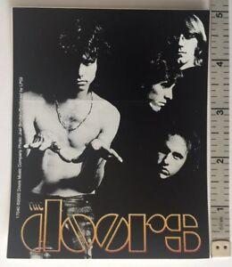 The Doors Vinyl Decal / Sticker