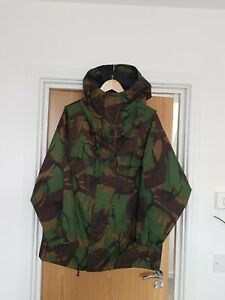 British Army Waterproof Smock MTP MVP Jacket Surplus Camouflage Fishing