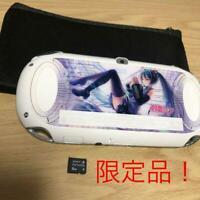 Hatsune Miku Limited Edition PCHJ 10002 Console