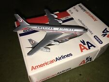 Schabak American Airlines Boeing B-720 A 1:600 Scale Nib 1990s
