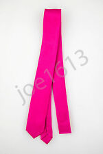 36 Colors Solid Plain Slim Skinny Neck Tie Suit 2 Inch Mens Wedding Necktie