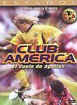 Club America El Vuelo de aguilas  DVD  Futbol En Mexico soccer Espanol 578928261