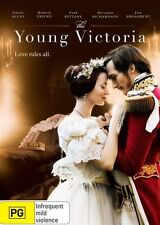 The Young Victoria (DVD, 2009)*Emily Blunt*Paul Bettany*VGC*