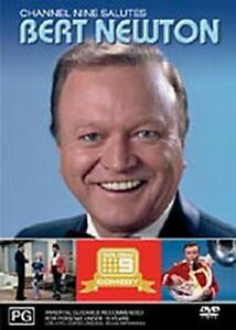 DVD BERT NEWTON CHANNEL NINE SALUTES BEST OF BURT BRAND NEW UNSEALED REGION 4