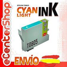 Cartucho Tinta Cian Claro / Azul T0805 NON-OEM Epson Stylus Photo RX595