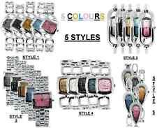 The Olivia Collection Femmes Coloré Cadran Créateur Mode Montre Cadeau pour Elle