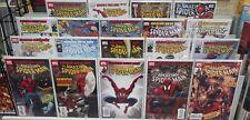AMAZING SPIDER MAN 550-568 MARVEL COMICS GREAT LOT PRICE