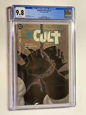 Batman the cult 2 CGC 9.8 WP 1998 DC comics