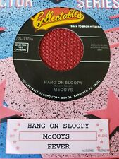 McCoys 45 Hang On Sloopy / Fever pop rock Collectable MINT NEW unplayed!