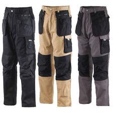 Pantaloni da uomo medio regolare in misto cotone