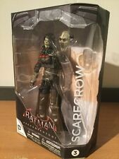 MOC DC Collectibles Batman Arkham Knight Scarecrow Action Figure 03