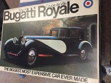 Vintage ENTEX 1/16 BUGATTI ROYALE Type 41 Coupe de Ville 8451