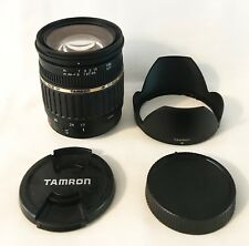 Tamron AF 17-50mm f/2.8 (IF) a16 objetivamente for Canon