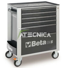 Carrello da officina Beta C24 C24S G/6 grigio con 6 cassetti portautensili