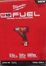 """Milwaukee 2754-20 M18 FUEL 3/8"""" Compact Impact Wrench  Friction Ring New in Box"""