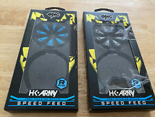 2 NEW HK Army Epic Rotor Loader Quick Feed Speed Feed 2.0 - Sapphire - Stealth