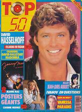TOP 50 190 (21/10/89) VANESSA PARADIS MAS HASSELHOFF