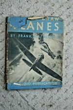 How to draw planes by Frank A A Wootton, 1941