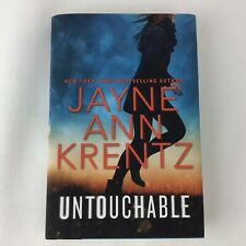 Untouchable by Jayne Ann Krentz (2019, Hardcover) LIKE NEW.