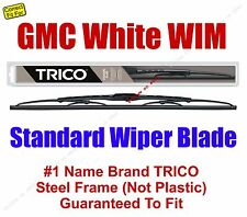 Wiper Blade (Qty 1) Standard - fits 1991-1994 White GMC WIM - 30200