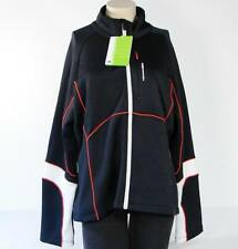Cannondale Women's 2XL Black Heavyweight Cycling Jersey Zip Front Jacket NWT