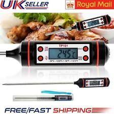 Digital Food Thermometer Temperature Probe Baking Meat Cooking Sensor Tool