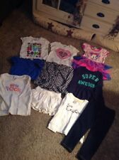 Lot Of 10 Baby Gap, The Childrens Place, Crazy 8, Disney USED Sz 3T & 4T