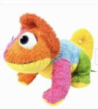 "Kohl's Cares Chameleon 14"" Rainbow Lizard Plush A Color of His Own Leo Lionni"
