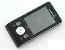 Sony Ericsson W910i Mobile Phone 3G Bluetooth FM Unlocked Black
