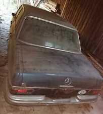 Mercedes 300 SEL / 9 Oldtimer Scheunenfund