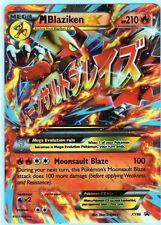 Pokemon Mega/M Blaziken EX XY86 Holofoil Promo Card (XY-86)