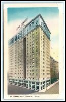 CANADA Postcard - Toronto, King Edward Hotel (G1)
