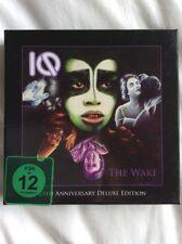 IQ - Wake 25Th Anniversary Deluxe Edition 3 X Cds 1 X Dvd