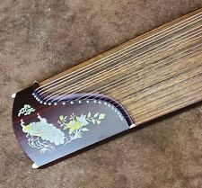 "49"" Travel Guzheng Harp Chinese instrument zither Koto 21-String #02505"